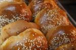 לחמניות כוסמין ללא סוכר עם מלית בשר וירקות